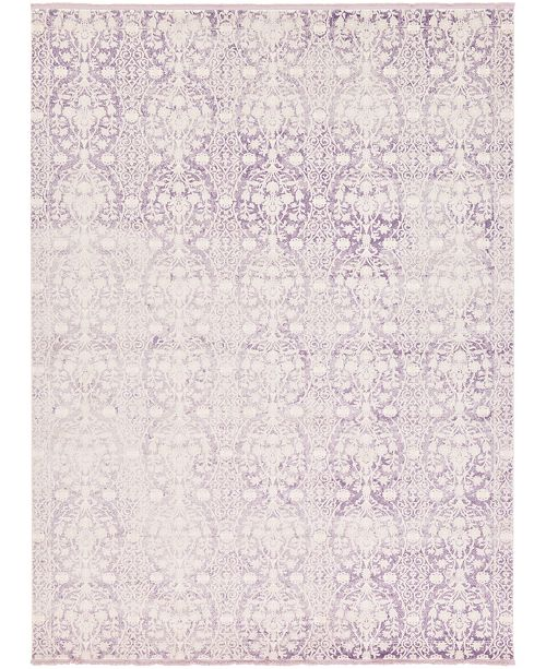 Bridgeport Home Norston Nor5 Purple Area Rug Collection