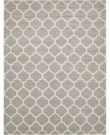 Arbor Arb1 Light Gray 10' x 13' Area Rug