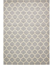 Arbor Arb1 Light Gray 10' x 14' Area Rug