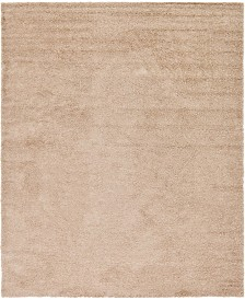 Bridgeport Home Exact Shag Exs1 Taupe 12' x 15' Area Rug