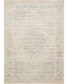 Caan Can2 Taupe 9' x 12' Area Rug