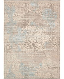 Caan Can4 Taupe 9' x 12' Area Rug