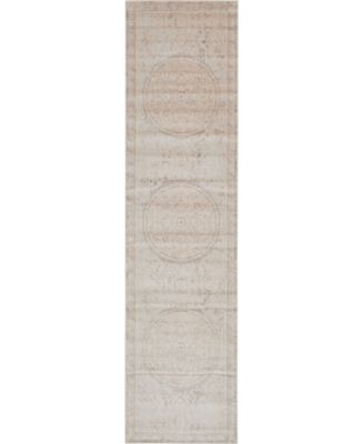 Caan Can1 Beige 8' x 10' Area Rug