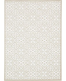 Marshall Mar5 Snow White 7' x 10' Area Rug