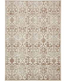 Marshall Mar6 Dark Beige 7' x 10' Area Rug