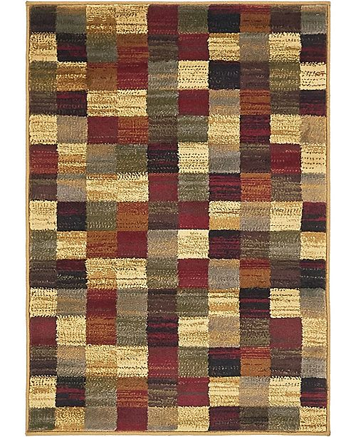 "Bridgeport Home Kallista Kal1 Multi 2' 2"" x 3' Area Rug"