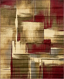 Bridgeport Home Kallista Kal1 Multi 8' x 10' Area Rug