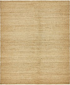 Stout Jute Stj1 Natural 8' x 10' Area Rug