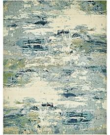 Crisanta Crs7 Light Blue 8' x 10' Area Rug