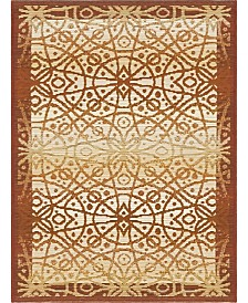 "Bridgeport Home Pashio Pas1 Beige 2' 2"" x 3' Area Rug"