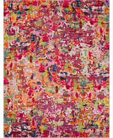 Bridgeport Home Crisanta Crs1 Magenta 8' x 10' Area Rug
