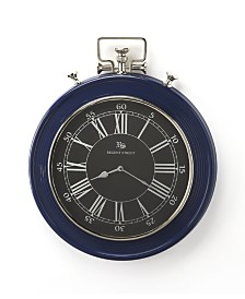 Butler Sapphire Wall Clock