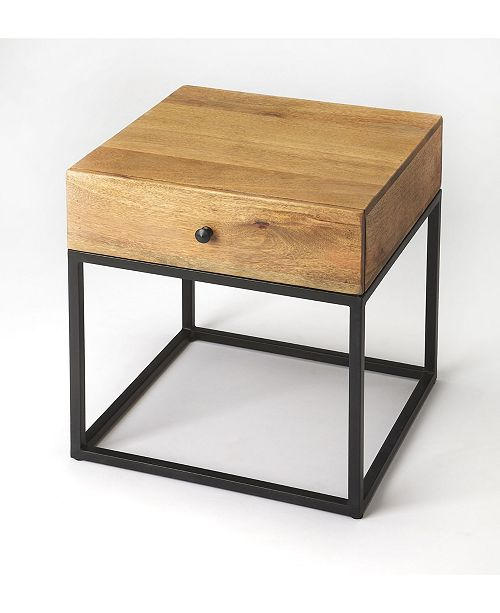 Butler Specialty Butler Brixton Iron and Wood Table