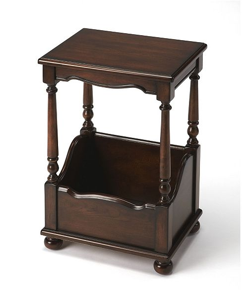 Butler Specialty CLOSEOUT! Butler Huntley Cherry End Table