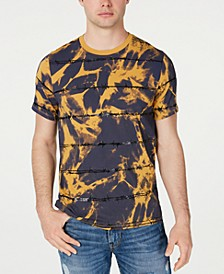 Men's Barbed Wire Tie Dye T-Shirt