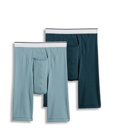 Men's Pouch Midway Boxer Briefs 2-Pack