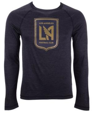 Men's Los Angeles Football Club Vital To Success Long Sleeve T-Shirt