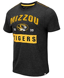 Colosseum Men's Missouri Tigers Team Patch T-Shirt