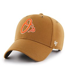 '47 Brand Baltimore Orioles Carhartt MVP Cap