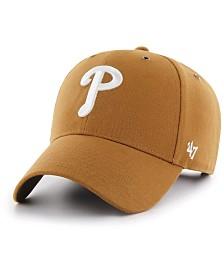 '47 Brand Philadelphia Phillies Carhartt MVP Cap