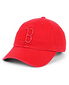 Boston Red Sox Tonal CLEAN UP Strapback Cap