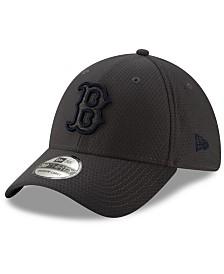 New Era Boston Red Sox Graphite Pop 39THIRTY Cap
