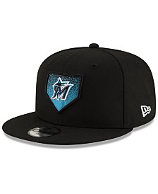 New Era Miami Marlins Lil Plate 9FIFTY Cap
