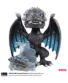 Forever Collectibles Tampa Bay Rays Game Of Thrones Ice Dragon Bobblehead