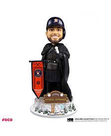 Forever Collectibles George Springer Houston Astros Game Of Thrones Nights Watch Bobblehead