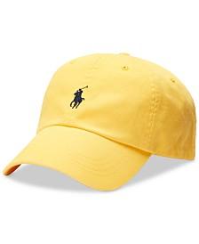 Polo Ralph Lauren Men's Pony Logo Hat