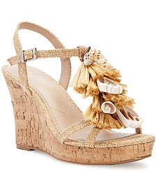 Charles by Charles David Lajolla Wedge Sandals