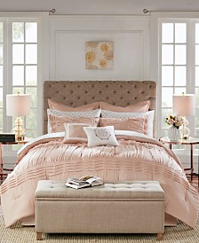 Madison Park Essentials Louisa King 16-Pc. Complete Bedding Set