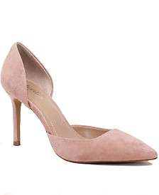 Charles by Charles David Vertue Two Piece Pumps