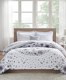 CLOSEOUT! Emma Twin XL 6-Pc. Comforter and Sheet Set