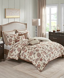Madison Park Signature Wentworth 8-Pc. Jacquard Comforter Bedding Sets