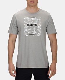 Hurley Men's Ghost Palms Graphic T-Shirt