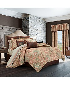 J Queen Katonah Multi California King Comforter Set