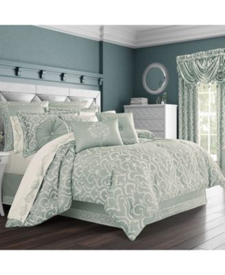 J Queen Lombardi Spa California King Comforter Set