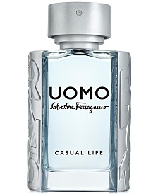 Salvatore Ferragamo Uomo Casual Life Eau de Toilette Spray, 1.7-oz.