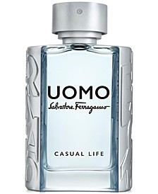 Uomo Casual Life Eau de Toilette Spray, 3.4-oz.