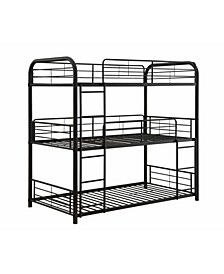 Cairo Triple Twin Bunk Bed