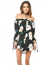AX Paris Off Shoulder Floral Dress
