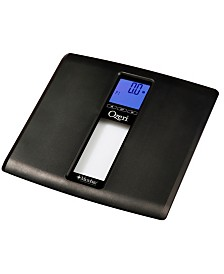 Ozeri WeightMaster II 440 lbs Bath Scale with BMI and Weight Change Detection
