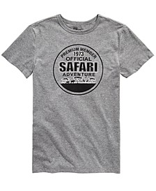 Big Boys Safari T-Shirt, Created for Macy's