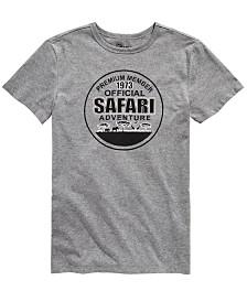 Epic Threads Big Boys Safari T-Shirt, Created for Macy's