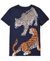 f4cdbb80 Epic Threads Little Boys Dueling Tiger T-Shirt, Created for Macy's