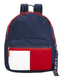 Tommy Hilfiger Leah Nylon Backpack