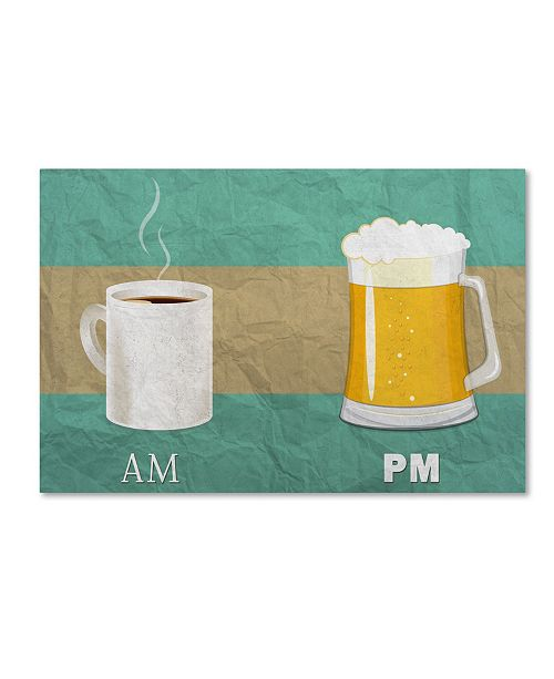 "Trademark Global Lantern Press 'Food And Drink 2' Canvas Art - 16"" x 24"""