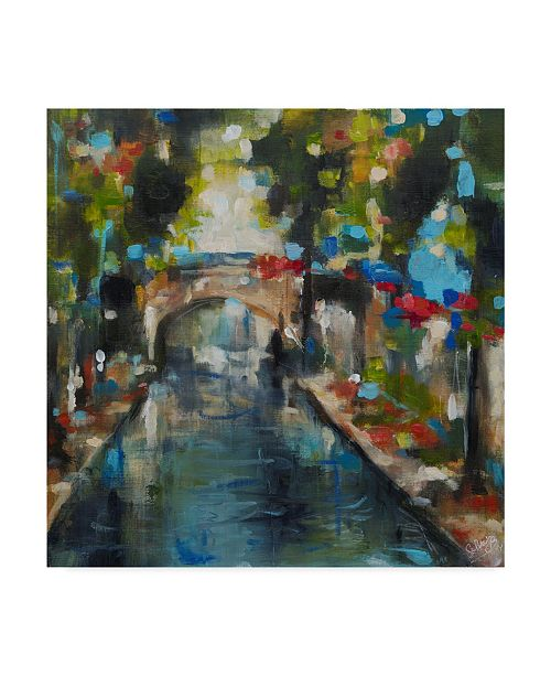 "Trademark Global Solveiga 'Holland 1' Canvas Art - 18"" x 18"""