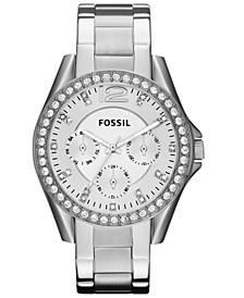 Women's Riley Stainless Steel Bracelet Watch 38mm ES3202